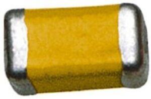 TDK MULTILAYER X7R CERAMIC CAPACITORS 1.6x0.8x0.8mm 4000Pcs 470nF 50VDC ±10%