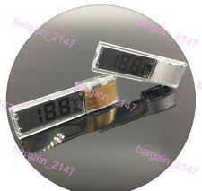 Termómetro Digital Sumergible Acuario Ciano con sensor se ajusta cfbio Filtros