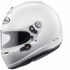 Arai GP-6S (M6) Helmet White Snell SA2015 - Small - 55-56cms