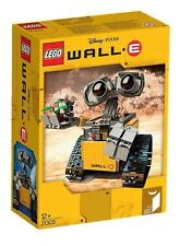 LEGO Ideas 21303 Wall-E New Sealed Retired