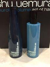 Shu Uemura Art of Hair Muroto Volume 10oz Shampoo & Conditioner 8.5oz SET