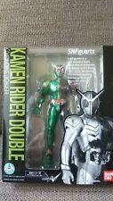 Rare! S.H. Figuarts Kamen Rider W double Cyclone Joker  good condition Masked