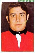317 JEAN ZADRO UA.VICOISE VIGNETTE ETOILES DU RUGBY 1972 AGEducatifs