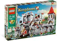 New In Sealed Box LEGO Castle Kingdoms KING'S CASTLE Set 7946 – Retired 2011