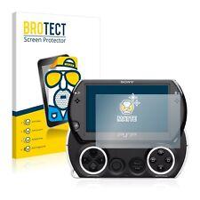 2x Sony PSP Go Display Schutz Folie Matt Entspiegelt