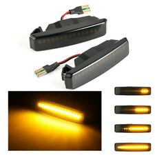 Dynamic Turn Signal Light Side Marker Fender For BMW 5 Series E39 1995-2003 M5