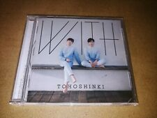 [TOHOSHINKI] TVXQ [WITH] CD album kpop