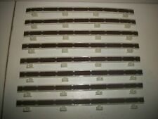Lot of 8 Tyco Glow In The Dark SPARKING SPARKIN GUARDRAILS HO scale NEW