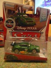 Disney Pixar Cars 2 Nigel Gearsley with Flames Mattel 1.55 Scale BNIB Rare