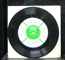 """Upjohn Pharmaceuticals - Roundtable on Medrol VG+ 7"""" Vinyl 33 RARE DRUG Promo"""
