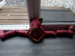 Dora Designs Draught Excluder - Sly Rufus Fox