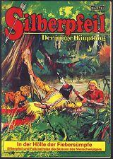 Silberpfeil Nr.10 von 1970 - Z1-2 ORIGINAL BASTEI WESTERN COMICHEFT Frank Sels