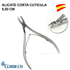 ALICATES CORTA CUTICULAS 9,50 CM -TIJERAS CUTICULAS - UÑAS MANICURA -