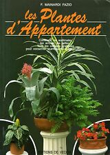 LES PLANTES D'APPARTEMENT / F. MAINARDI FAZIO / Ref 30042