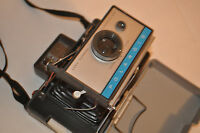 Vintage POLAROID LAND CAMERA 210 Instant Film Untested Free Shipping