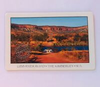 Gibb River Road The Kimberley Western Australia Souvenir Magnet Vintage (R11)