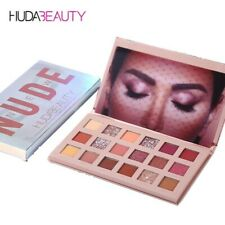 18 Colors Huda Beauty Nude Matte Eyeshadow Palette Eye Shadows Cosmetic Gift