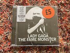 Lady Gaga The Fame Monster 2 Disc CD Album