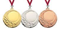 24 Medaillen D110 d=45mm (freie Farbkombination) mit Emblem & Band 21,10 EUR