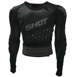 Shot Motorcycle Bike Motocross Airlight Evo Body Armour Protections CE Approved