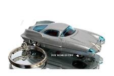 Custom Key chain '55 Prototipo Alfa Romeo BAT 9 silver