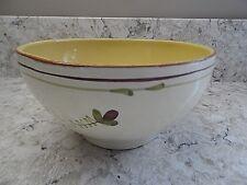 """Vietri Di Bosco Italian Terracotta Cereal Bowl 6"""""""