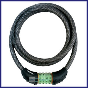 Master Lock 8190 Combination Cable Bike Lock 1800mm x 12mm