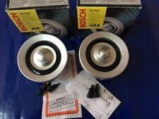 BOSCH EU HORN Fits For Porsche 356 Universal Super Tone horn Silver 300hz-375hz