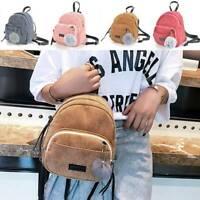 1Pc Backpack Mini Purse Small Backpack Shoulder Rucksack Bag for Women Girls