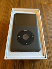Apple iPod Classic Black 160GB MP3 Player 7th Gen