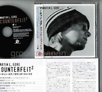 DEPECHE MODE-MARTIN L.GORE Counterfeit 2 JAPAN CD TOCP-66176 w/OBI+INSERT FreeSH