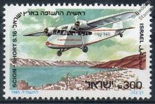 "Palestina Airways corto Scion S. 16' Tierra Santa ""aviones Sello (1985 Israel)"