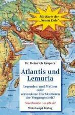 Atlantis Lemuria   Heinrich Kruparz   Buch   Deutsch   2008