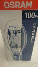 Osram POWERSTAR HQI-E 100W-WDL-CL 64400 Clear Metal Halide Lamp E27 Screw