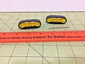 1/64 custom yellow long track assemblies by Standi Toys Free Shipping!