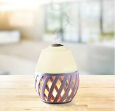 Difusor de Aroma Esencia efecto de la llama