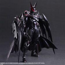 BATMAN NO. 01 DC COMICS VARIANT Square Enix Figure Play Arts Tetsuya Nomura NEW!