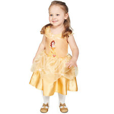 Disney Princess Belle Icon Dress Fancy Dress Costume Outfit 18-24 Months