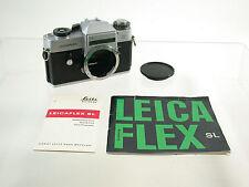 LEICA Leicaflex SL body Gehäuse classic mechanic premium R top /17