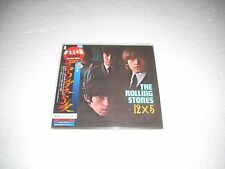 ROLLING STONES / 12 X 5 - JAPAN CD MINI LP