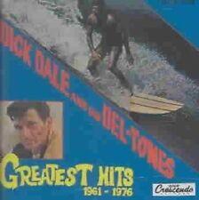 NEW Dick Dale & His Deltones - Greatest Hits 1961-1976 (Audio CD)