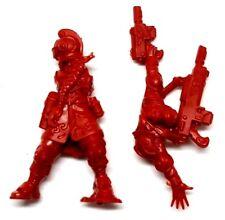 40k Warhammer 40,000, Kill Team, Rogue Trader, Voidsmen with Lasgun and pistol