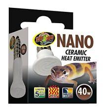 Zoo Med Nano Emetteur de chaleur en Céramique pour Reptile/amphibien 40 W