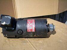 Industrial Drives DC Servo Motor TT-2933-3024-B1, Serial No. 88J148-177.