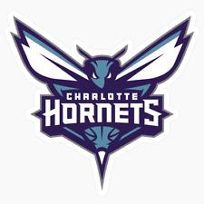 b023dacf4fe Charlotte Hornets Logo NBA Diecut Vinyl Decal Sticker Buy 1 Get 2