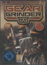 Gear Grinder Action PC Spiel NEU Orgie der Zerstörung auf Rädern