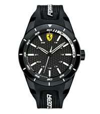 Scuderia Ferrari Mens Red Rev Watch 0830249