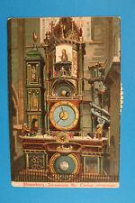 Alsace Bas-Rhin Elsass 67 AK CPA Strassburg 1910-25 Strasbourg horloge atronomiq