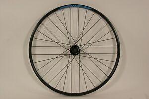 """Oval Vera Terra 26"""" DPD16 Disc Front Wheel 6 Bolt 135x10 mm QR 32h F8"""