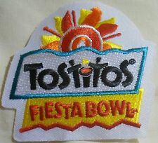 Tostitos Fiesta Bowl Patch - College Football Bowl Game NCAA Arizona